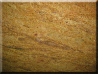 Yellow granite